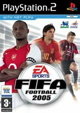 FIFA Football 2005, PlayStation2, Playstation 2   Good, FREE & FAST Delivery
