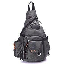 DDDH Unisex Military Sling Pack Oversize Backpack Multipurpose Chest Daypack
