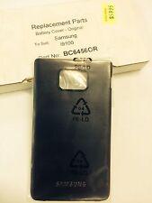 Samsung Galaxy S2, SII i9100 Battery Cover Door Black - Original Part. Brand New