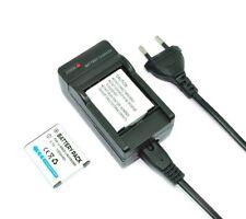 2X Reemplazo batería Li-50B / D-Li92 + cargador  para Olympus Mju Tough Series 6