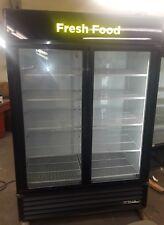 True Gdm-49 49 cu. ft. Refrigerator 2 door cooler