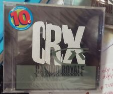 CASINO ROYALE - CRX - RARO CD  SIGILLATO (SEALED)