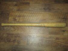 Willie Mays Personal Model Adirondack 302 Baseball Bat McLaughlin & Millard