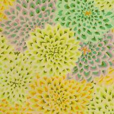 Rowan Kaffe Fassett Dahlia Blooms Cotton Fabric GP54 Spring Limited Edition BTY