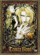 Trinity Blood Chapter V DVD
