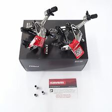 2017 SRAM Red22 Brake Caliper Set Aero Link Road Bike (Front & Rear) WARRANTY
