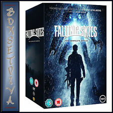 FALLING SKIES - COMPLETE SERIES - SEASONS 1 2 3 4 & 5  *BRAND NEW DVD BOXSET***