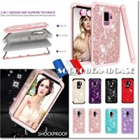 Etui coque housse Fashion shockproof HYBRID Case Cover Samsung Galaxy S9 ou S9+