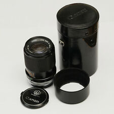 Canon FD Objektiv 3,5/135 S.C.