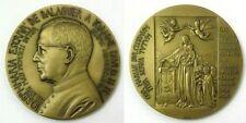 Medaglia Ioseph Maria Escrivà De Balaguer A Ioanne Paulo II PP. Bronzo