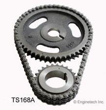Enginetech Timing Set 3pc HD Double Roller Timing Chain Set Dodge Mopar 383 440