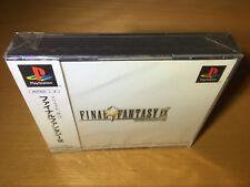 Final Fantasy IX 9 PS1 Sony PlayStation Japan Japanese Import Version New Mint