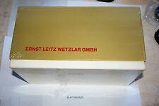 24 KARAT GOLD LEICA R3 CAMERA  NEW FACTORY SEALED BOX 50mm F1.4 SUMMILUX R LENS