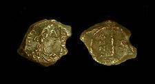 Justin Ii Decanummium Thessalonica (18 mm, 2.8 gr)