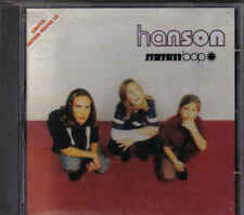 Hanson-MMM Bop cd maxi single limited Poster Edition