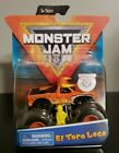 Monster Jam 2019 Spin Master El Toro Loco Monster Jam Diecast 1:64 Scale
