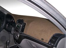 Ford Mustang 2015-2019 w/ FCW Carpet Dash Board Cover Mat Mocha