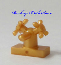 NEW Lego Belville GOLD FAUCET Tap - Minifig City Kitchen/Bathroom Sink/Bath Tub