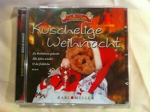 """"""" Kuschelige Weihnacht """", CD, Neu"""