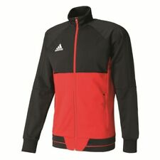 Adidas Football Soccer Kids Training Sports Casual Full Zip Jacket Track Top