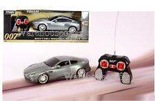 TOY STATE 1:18 R/C CAR RADIO CONTROL ASTON MARTIN V12 VANQUISH 007 JAME BOND