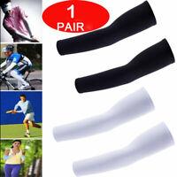 UV-Sonnenschutz Armkühlmanschetten Handschuhe Golf Bike Cycling Sport Cover Yd