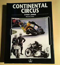 Continental Circus 1949 - 2000 by Maurice Bula (Hardback) Over 500 Pages