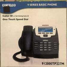 Cortelco 9120 Corded Feature Desk/Wall Phone w/ Caller ID