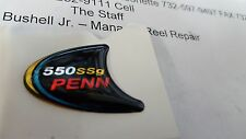 Penn 550ssg Opposite Side Emblem / Decal # 237-550g