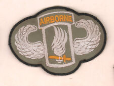 Airborne 173d abn Army Patch insignia