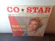 VIRGINIA MAYO CO*STAR MOVIE LP Glamour Cover / SEALED IN BAGGY