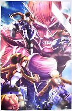 ATTACK ON TITAN Legion Vs. Titan Art Print / Poster 11