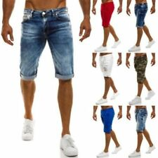 Shorts e bermuda da uomo blu in misto cotone taglia S