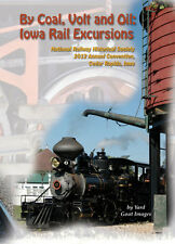 By Coal, Volt & Oil: Iowa Rail Excursions, a DVD by Yard Goat Images
