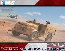 Rubicon Models: 280075 - Commonwealth Chevrolet WB 30cwt Truck LRDG Bolt Action