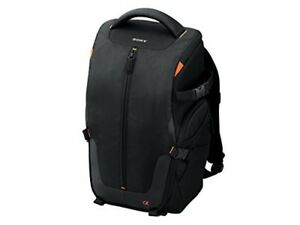 New SONY Camera Backpack LCS-BP2(FBA_LCSBP2B.SYH) Black With Tracking Japan