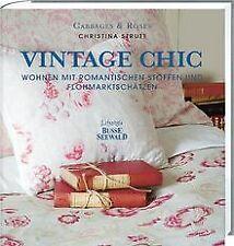 Vintage Chic de Strutt, Christina | Livre | état très bon