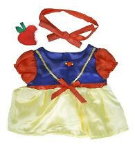 """Teddy Bear Fairy Tale Princess Outfit, fits 16"""" teddy mountain and Build a Bear"""