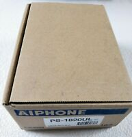 LOWEST PRICE: New Aiphone Corporation PS-1820UL 18V DC, 2A Power Supply
