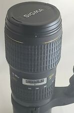 Sigma AF 100-300mm F4 APO HSM DG EX IF Lens For Canon From Japan W Case