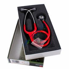 3m 2113r Littmann Classic Ii Pediatric Stethoscope 28 Red Tube