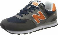 New Balance 574v2, Sneaker Uomo - ML574EAF GREY SCARPA