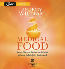 Medical Food Anthony William Mp3 deutsch 2020