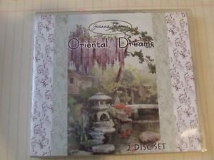 JOANNA SHEEN ORIENTAL DREAMS DOUBLE CD SET VGC