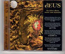 (HJ792) Deus, Worst Case Scenario (debut album) - 1994 CD