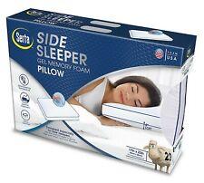 "Serta Memory Foam Pillow Side Sleeper Bed Gel Pillow 17"" x 23"""