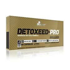 OLIMP Detoxeed-Pro 60 Capsules LIVER PROTECTION, ADVANCED DETOX ANTI-OX FORMULA
