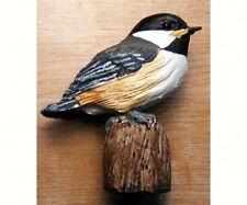 Polyresin decorative bird Table Piece  -  Chickadee   - FWC114