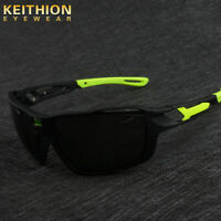 KEITHION Polarized Sport Sunglasses Outdoor Cycling Bike Running Fishing Glasses