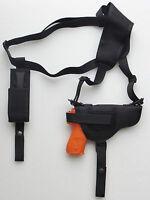 GUN SHOULDER HOLSTER SINGLE MAG FOR GLOCK 19,23,32,38